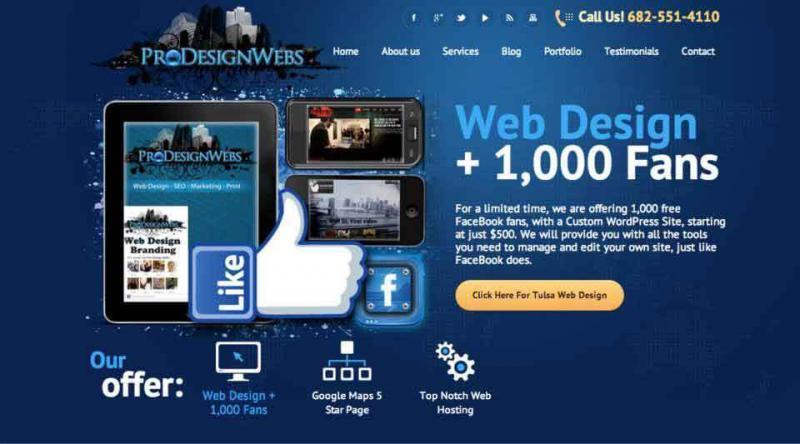 Pro Design Webs